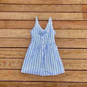 Peep hole dress